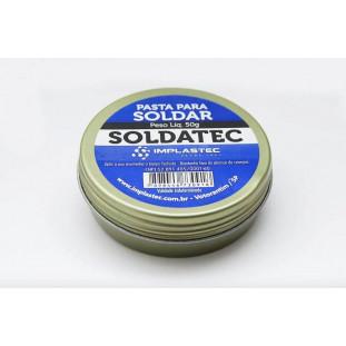 PASTA DE SOLDA SOLDATEC 50G