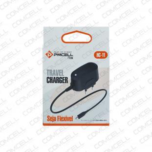 CARREGADOR PMCELL HC-11 MICRO USB 1.0A