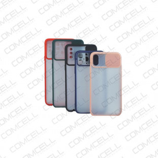 CAPA C/ PROTEÇÃO DE CÂMERA APPLE IPHONE 12 PRO MAX